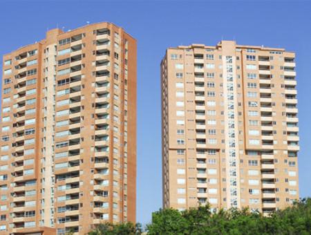 Balcones del Parque
